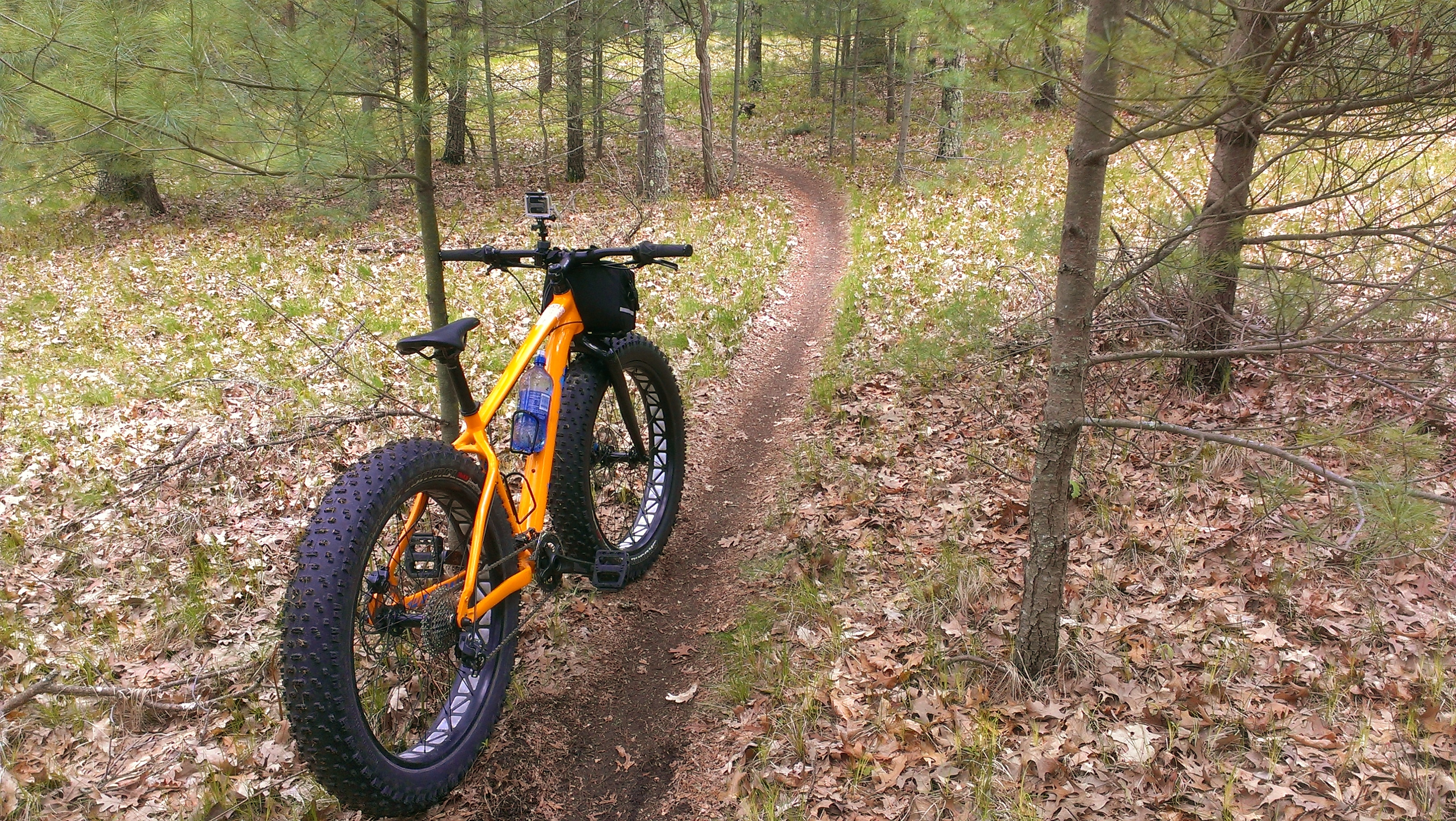 Fat Biking The Biking Boss